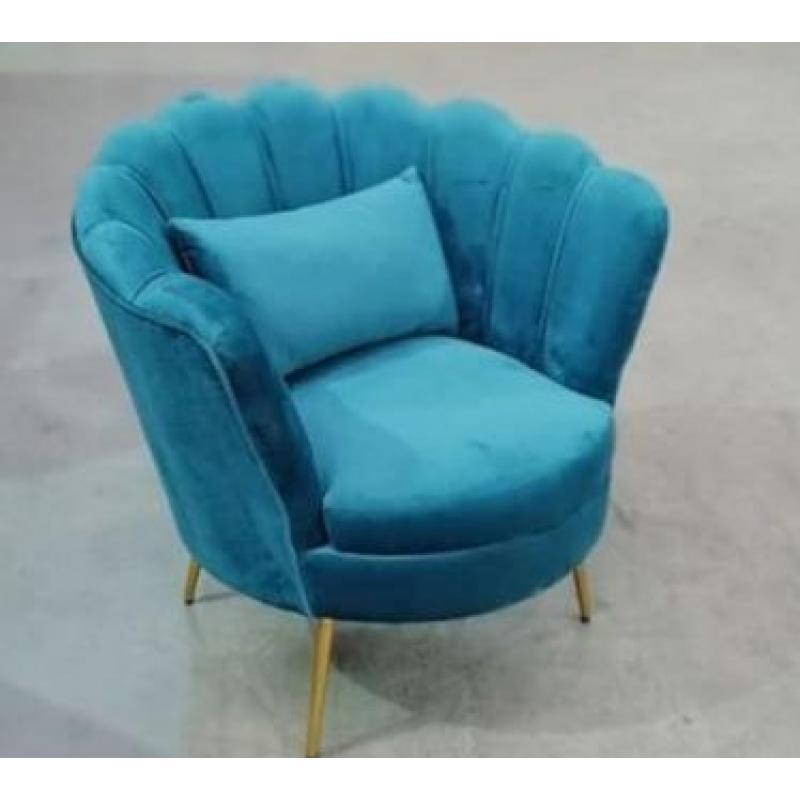 Кресло Lotus blu