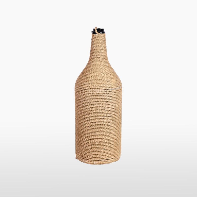 Бутылка в обмотке