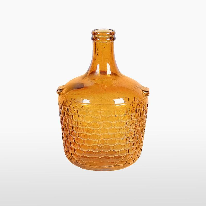 Бутылка коричневая большая