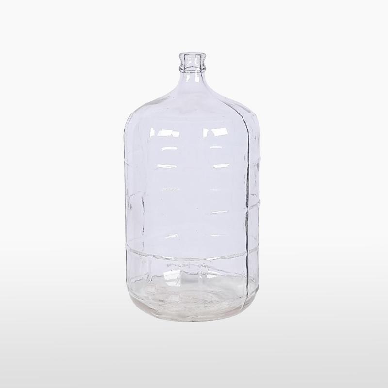 Бутылка прозрачная большая