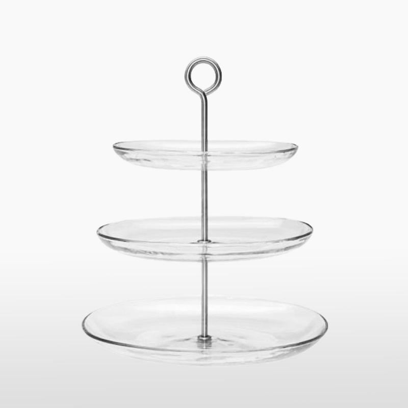 Подставка декоративная трехъярусная QUITTER