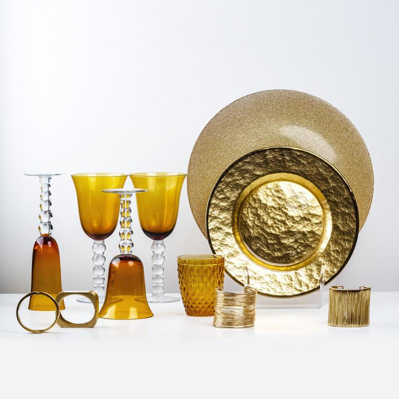 Набор тарелок CABALLERO COPPER