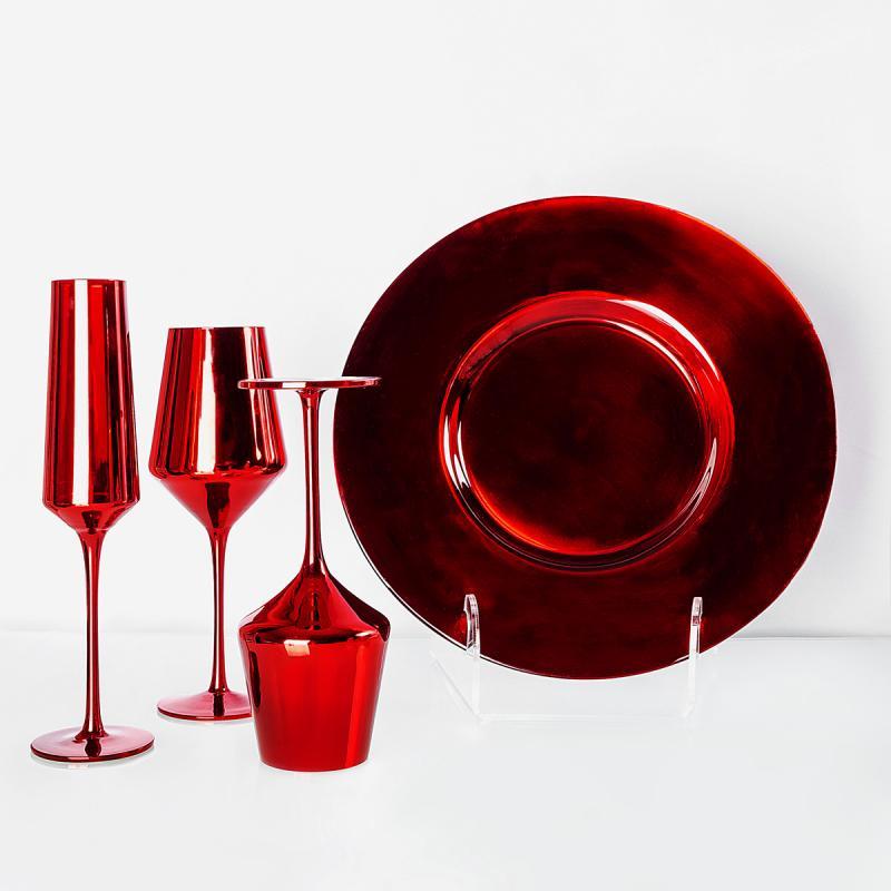 Бокал для вина RED MIRROR