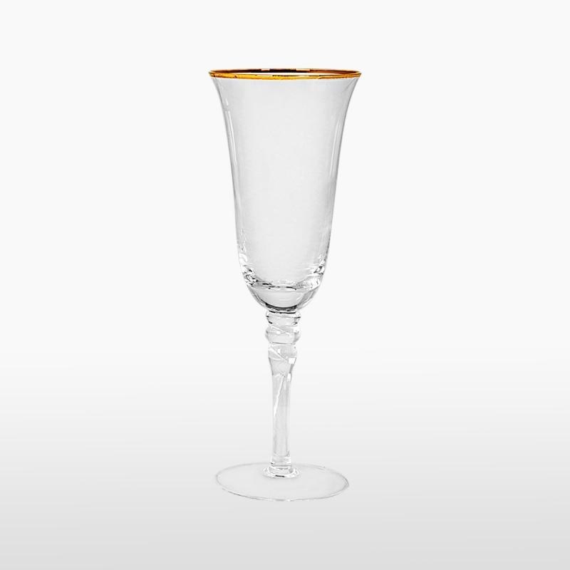 Бокал для шампанского GOLD SAIL
