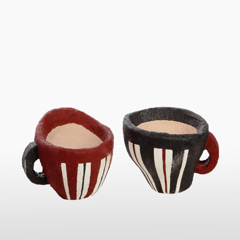 Декоративные чашки CRAZY TEA PARTY