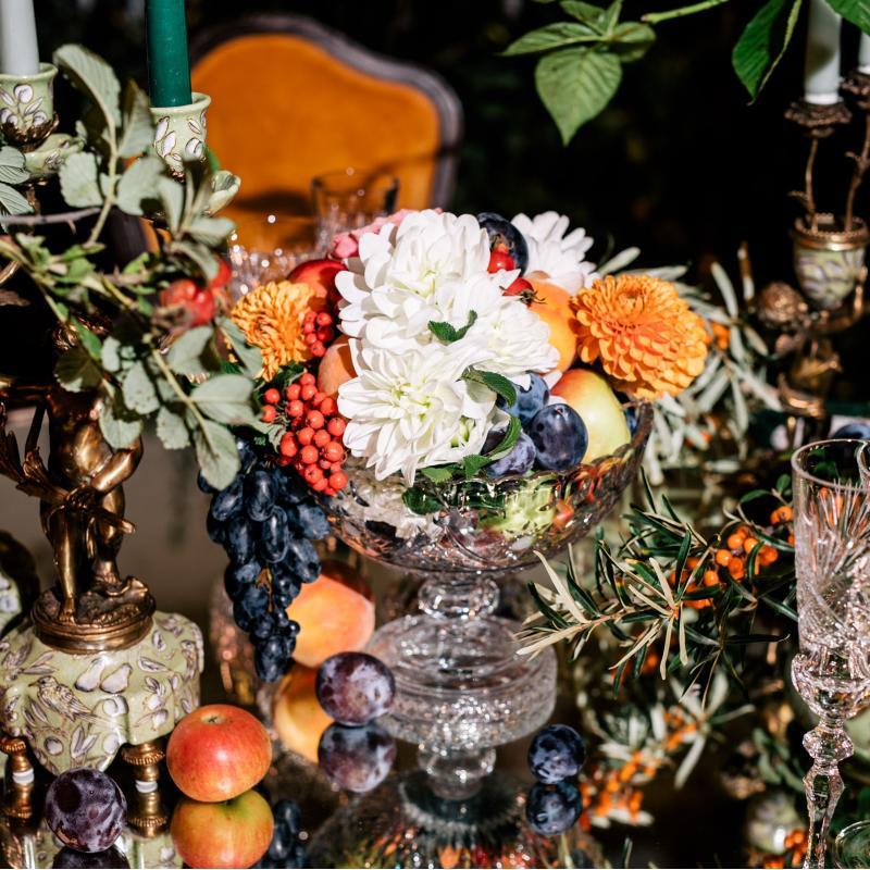 Ваза для фруктов SANDRA