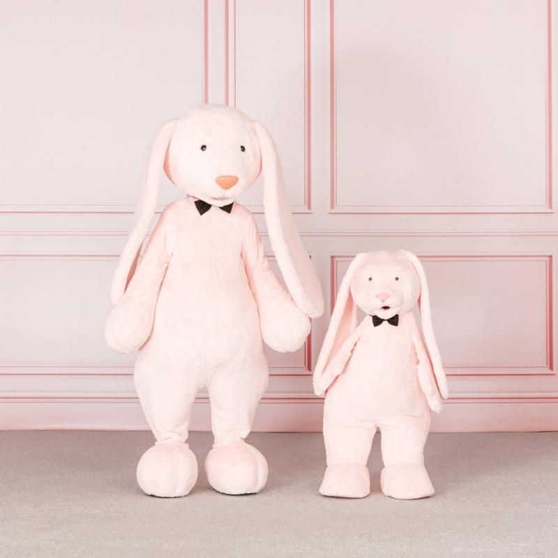 Заяц розовый роcтовый костюм