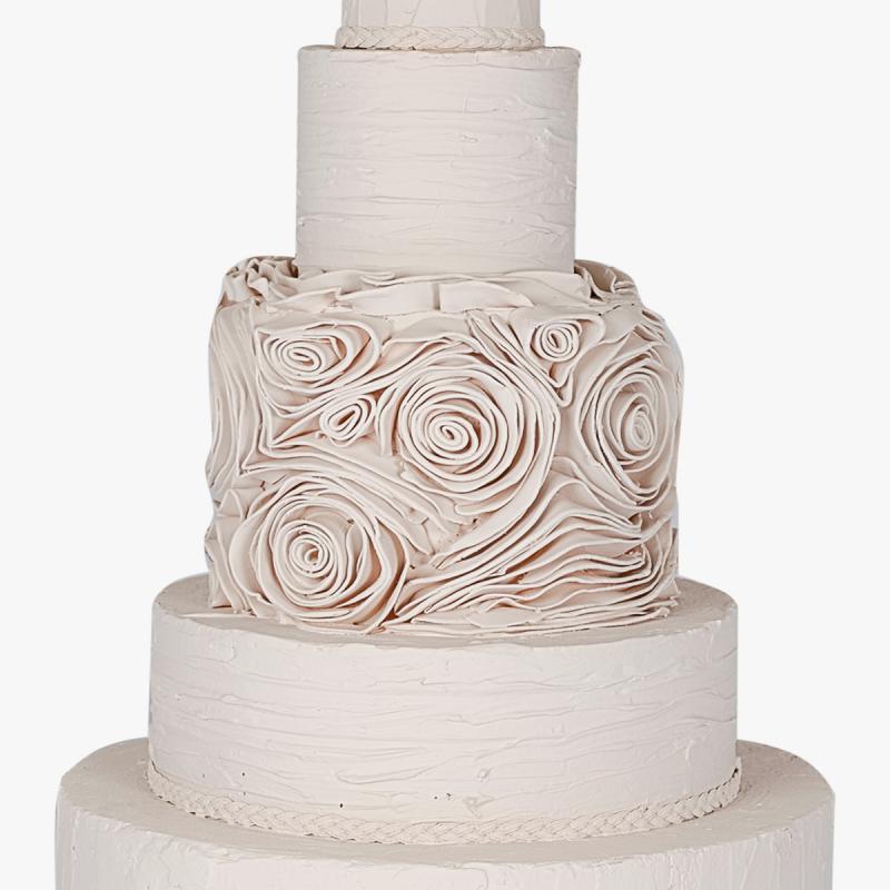 Арт объект CAKE BEIGE