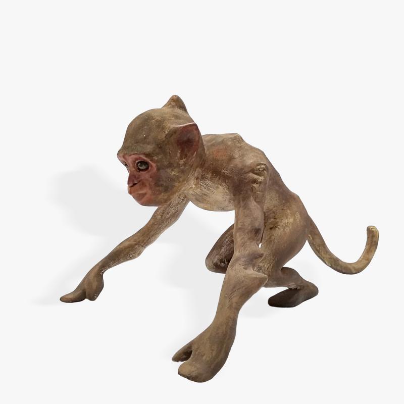Декоративная обезьяна