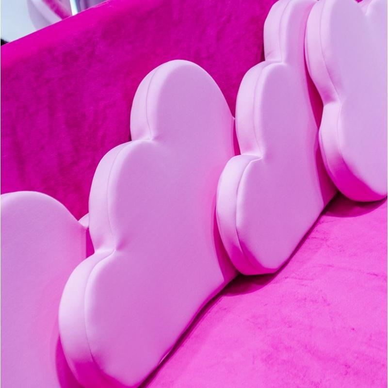Подушка декоративная в виде облака