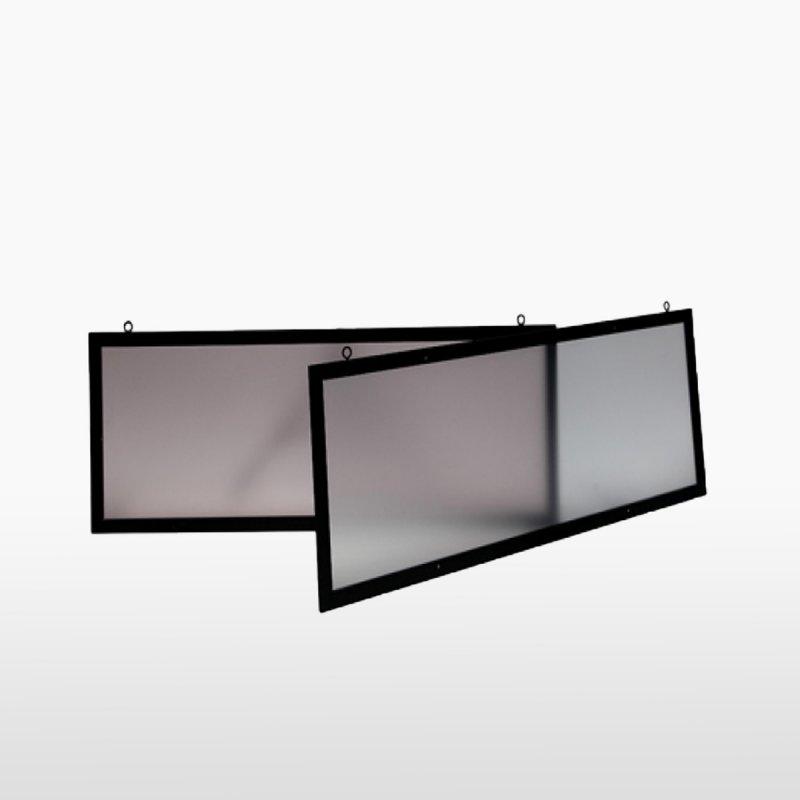 Подвесное панно широкое (набор из 2 штук)
