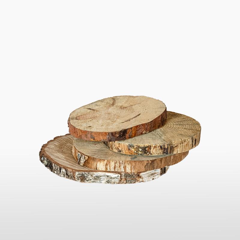 Спил древесный