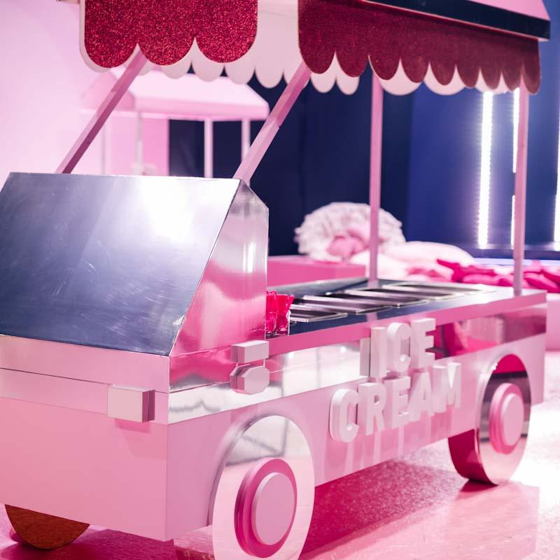 Машина-мороженица YUMMY
