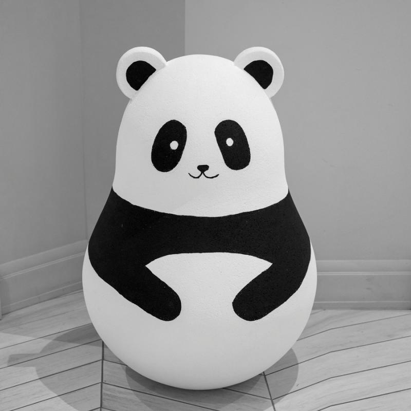 Неваляшка PANDA