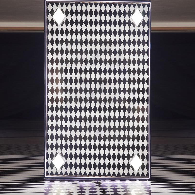 Панель световая