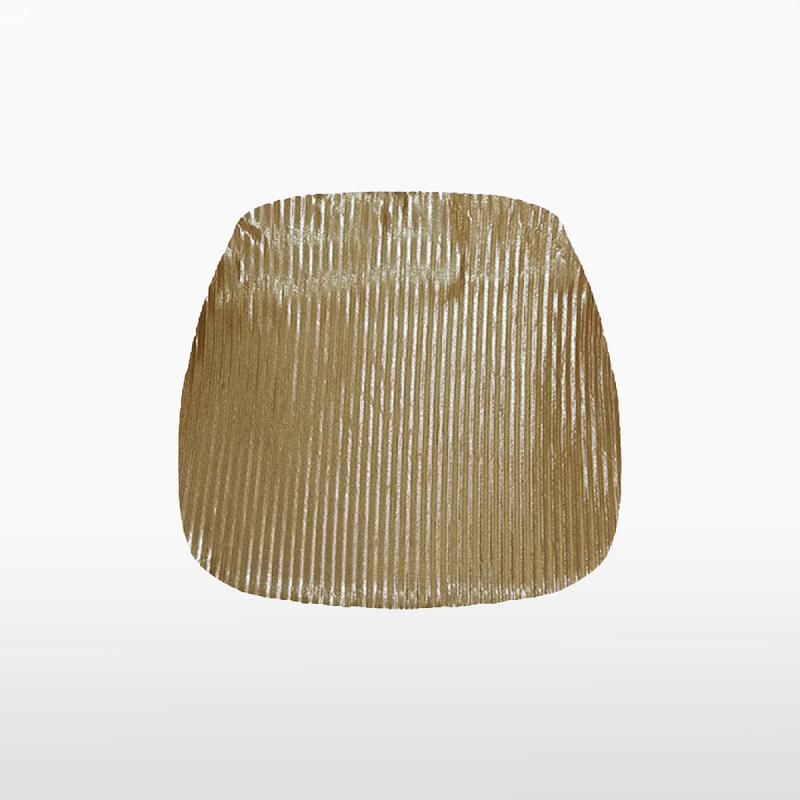 Чехол на сиденье стула PATTERN GOLD WAVES