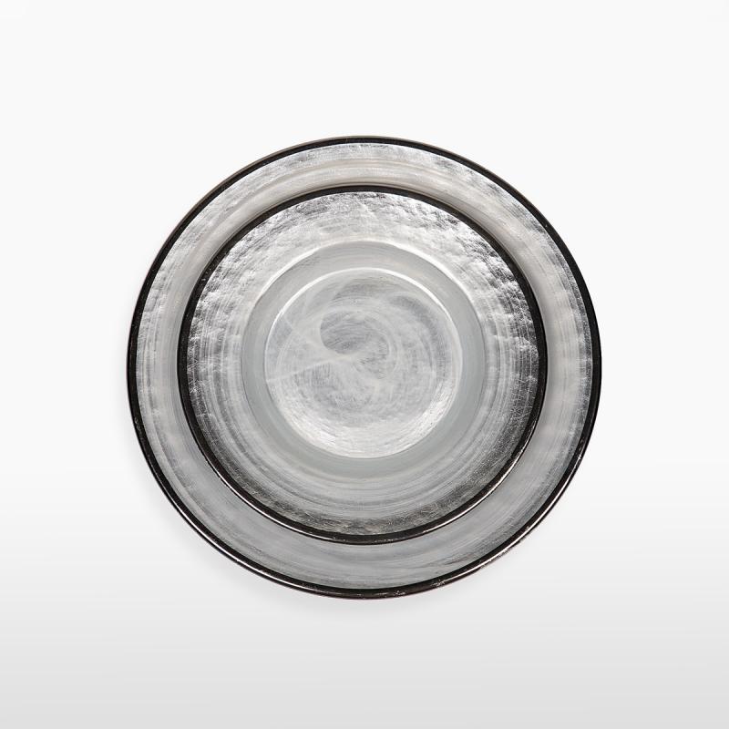 Набор тарелок CABALLERO WHITE